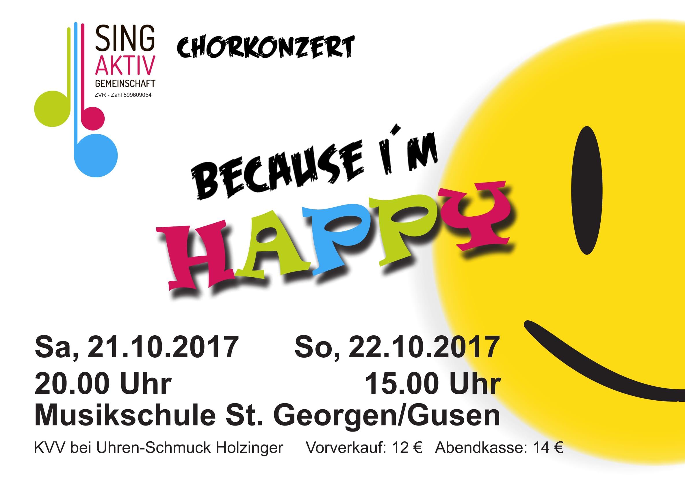 SingAG-Herbstkonzert-2017 Happy quer-1